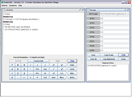 ScalarCalc Screen Shot 01